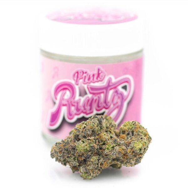 pink runtz strain